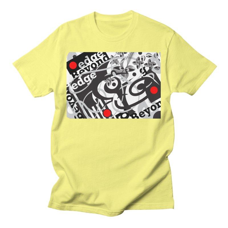 Kiwi GESTALT Men's T-Shirt by thethinkforward's Artist Shop