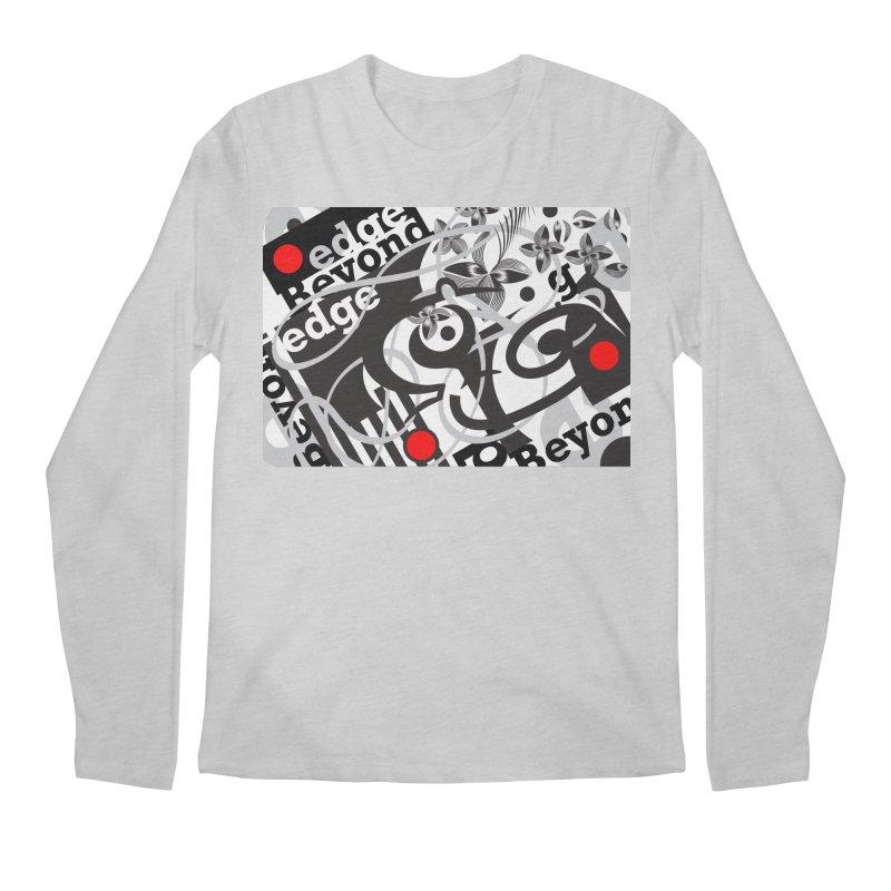 Kiwi GESTALT Men's Longsleeve T-Shirt by thethinkforward's Artist Shop