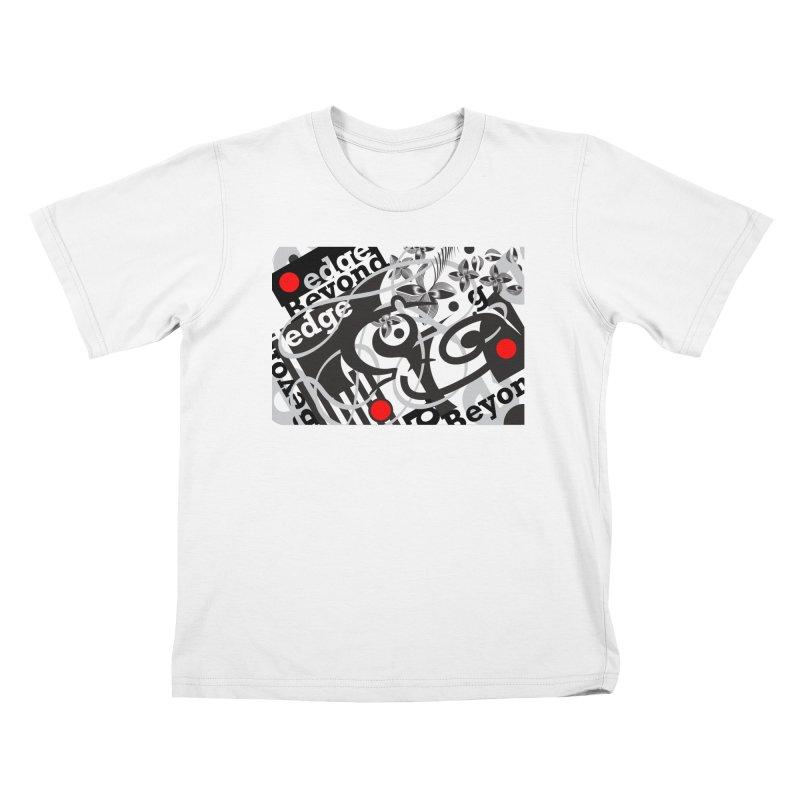 Kiwi GESTALT Kids T-Shirt by thethinkforward's Artist Shop