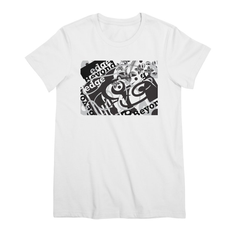 Kiwi GESTALT Women's Premium T-Shirt by thethinkforward's Artist Shop