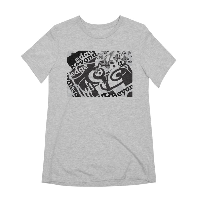 Kiwi GESTALT Women's Extra Soft T-Shirt by thethinkforward's Artist Shop