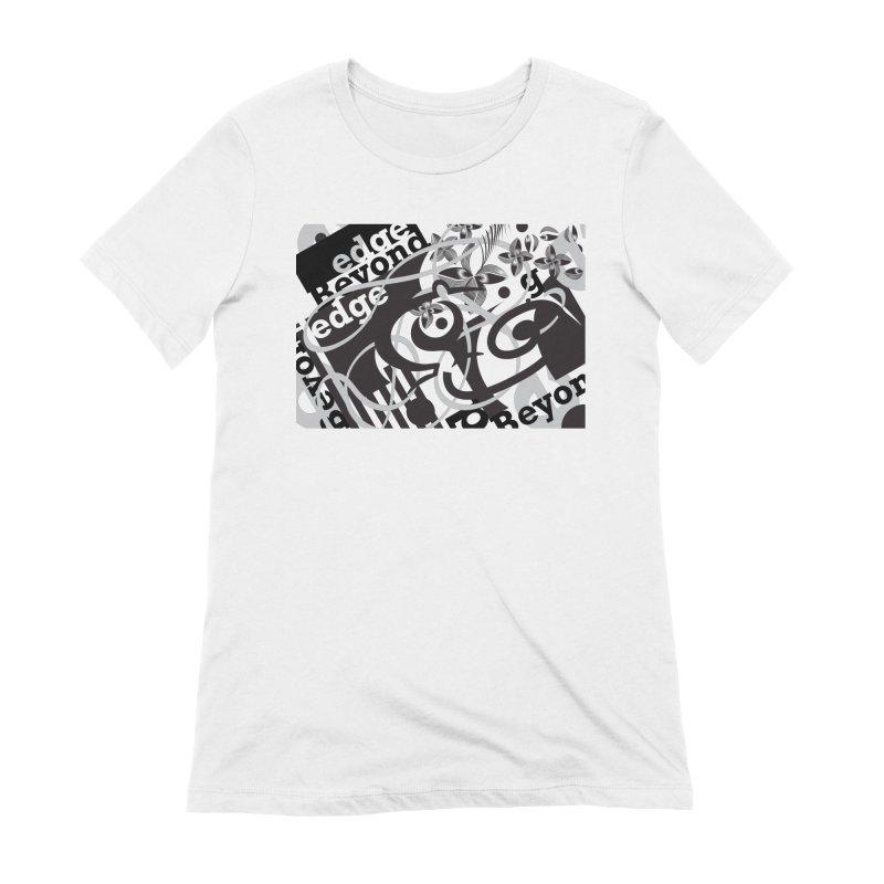 Kiwi GESTALT Women's Extra Soft T-Shirt by thethinkforward's Artist Shop