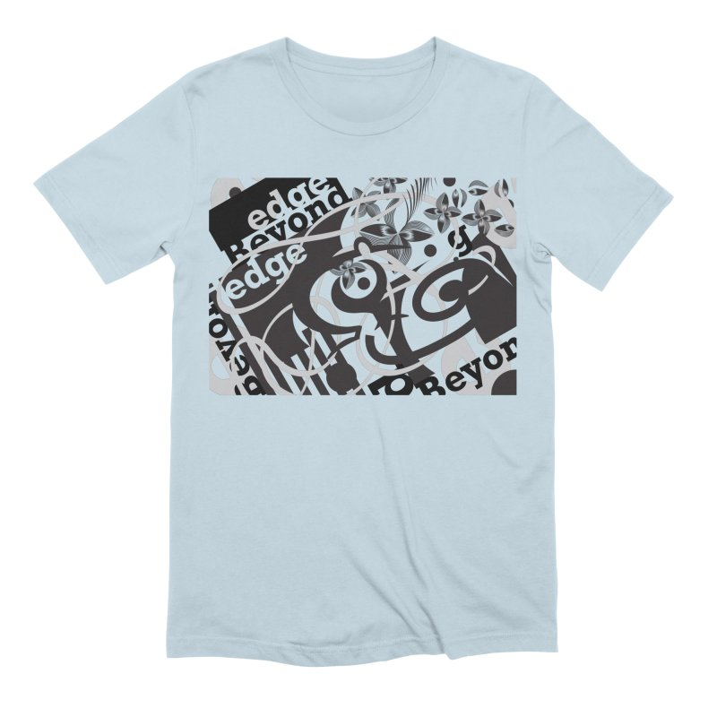 Kiwi GESTALT Men's Extra Soft T-Shirt by thethinkforward's Artist Shop