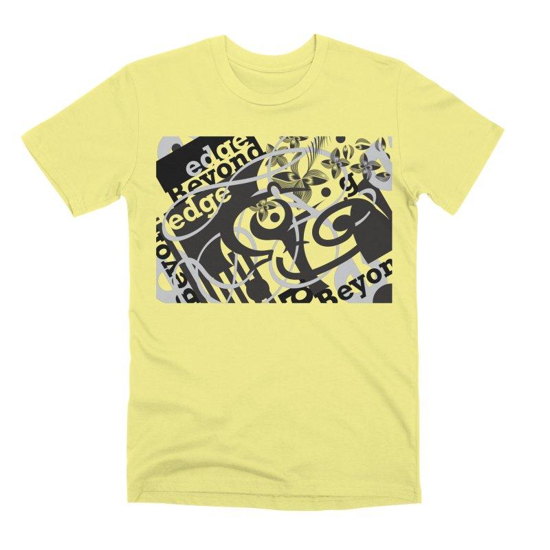 Kiwi GESTALT Men's Premium T-Shirt by thethinkforward's Artist Shop