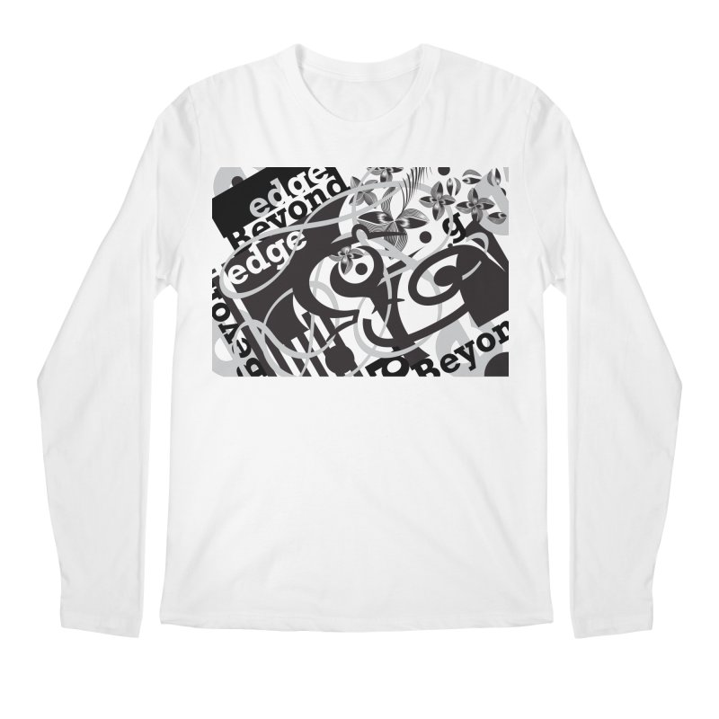 Kiwi GESTALT Men's Regular Longsleeve T-Shirt by thethinkforward's Artist Shop