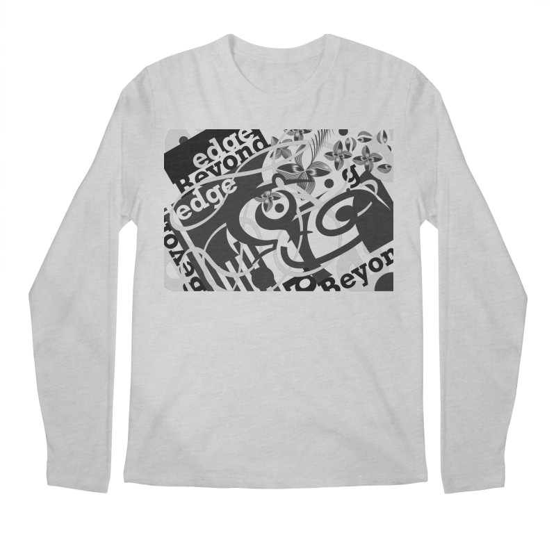 Kiwi GESTALT Men's Regular Longsleeve T-Shirt by thethinkforward's Artist Shop