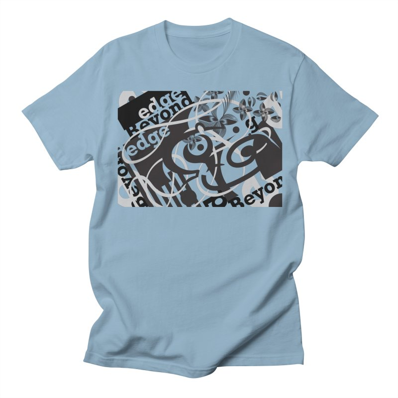 Kiwi GESTALT Men's Regular T-Shirt by thethinkforward's Artist Shop