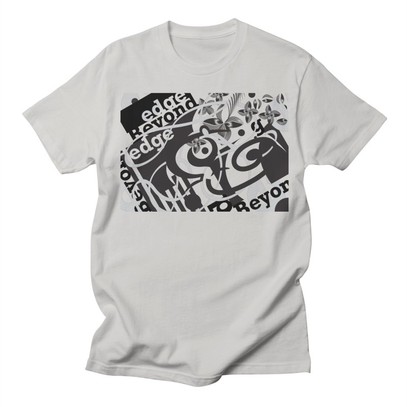 Kiwi GESTALT Men's Regular T-Shirt by thethinkforward's Artist Shop