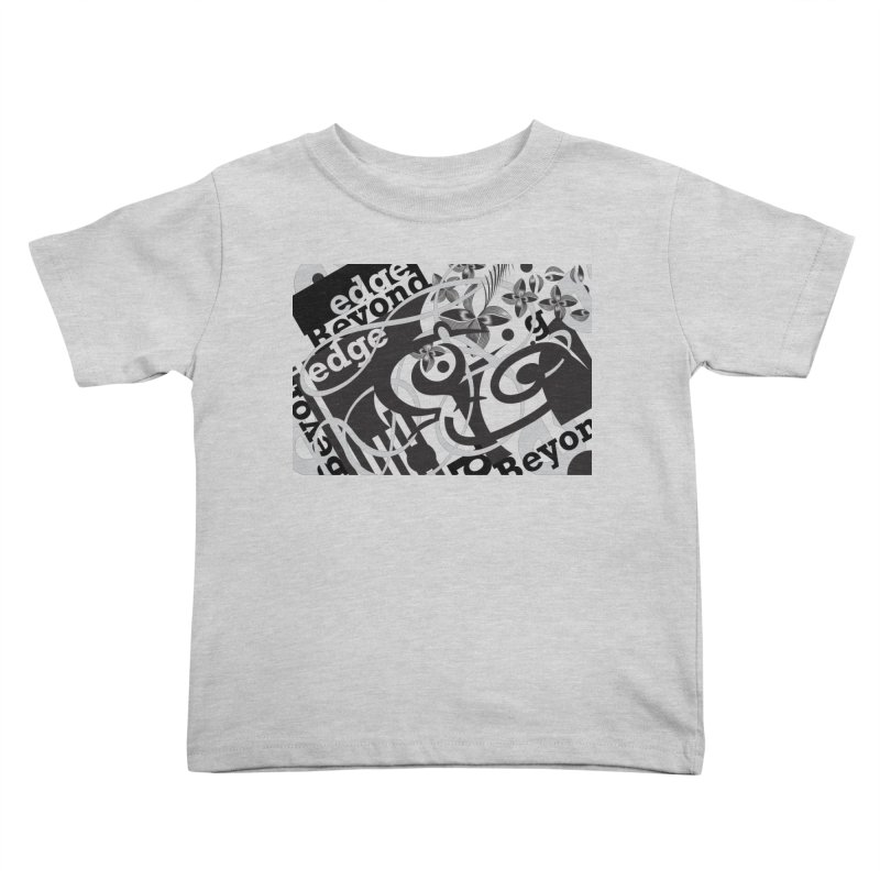 Kiwi GESTALT Kids Toddler T-Shirt by thethinkforward's Artist Shop