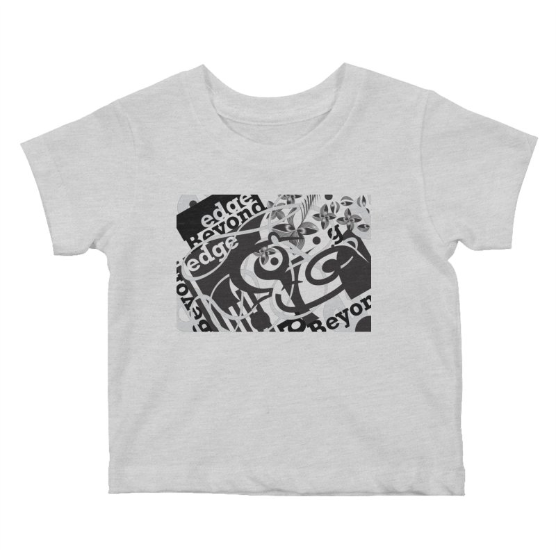 Kiwi GESTALT Kids Baby T-Shirt by thethinkforward's Artist Shop