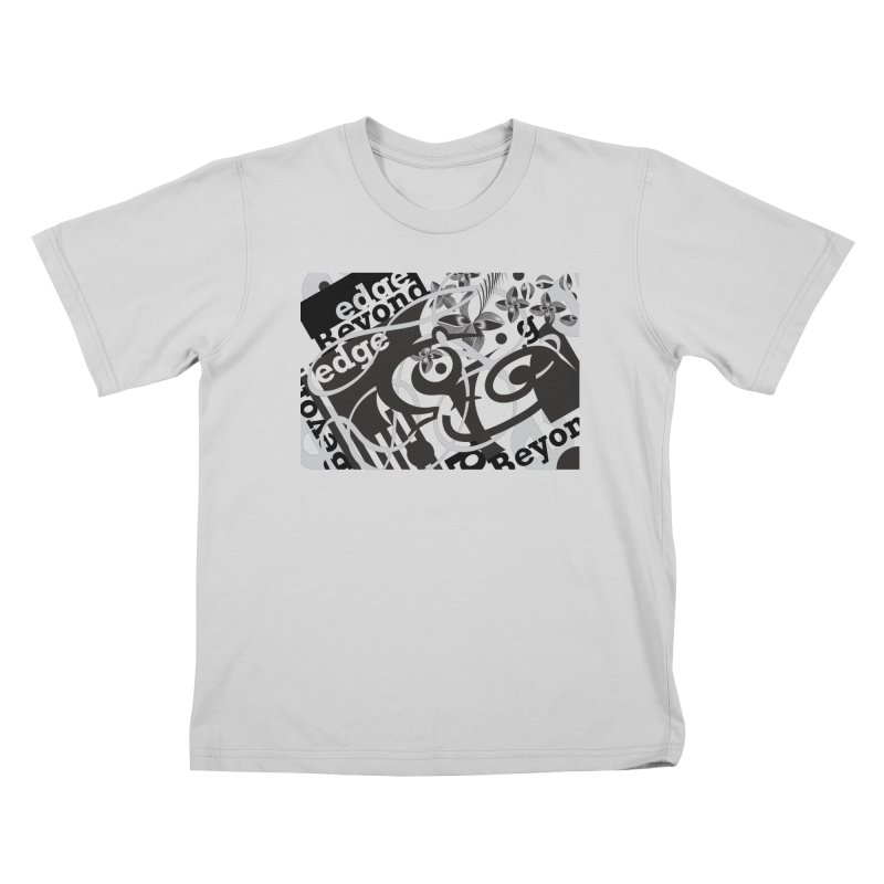 Kiwi GESTALT Kids T-Shirt by thethinkforward's Artist Shop