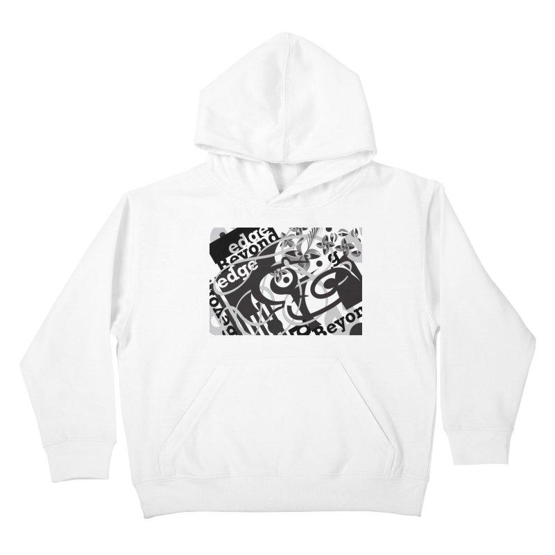 Kiwi GESTALT Kids Pullover Hoody by thethinkforward's Artist Shop