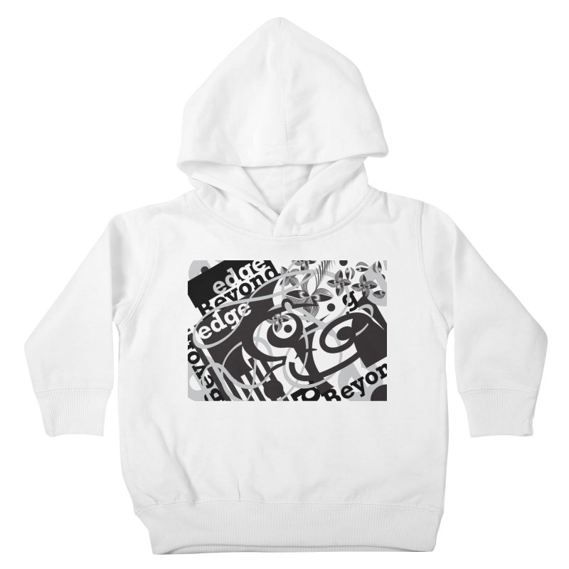 Kiwi GESTALT Kids Toddler Pullover Hoody by thethinkforward's Artist Shop