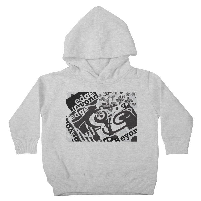 Kiwi GESTALT Kids Toddler Pullover Hoody by thethinkforward's Artist Shop