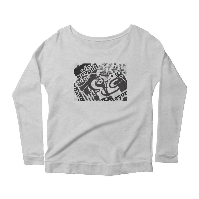 Kiwi GESTALT Women's Scoop Neck Longsleeve T-Shirt by thethinkforward's Artist Shop