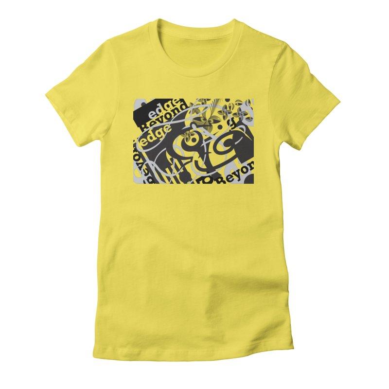 Kiwi GESTALT Women's T-Shirt by thethinkforward's Artist Shop