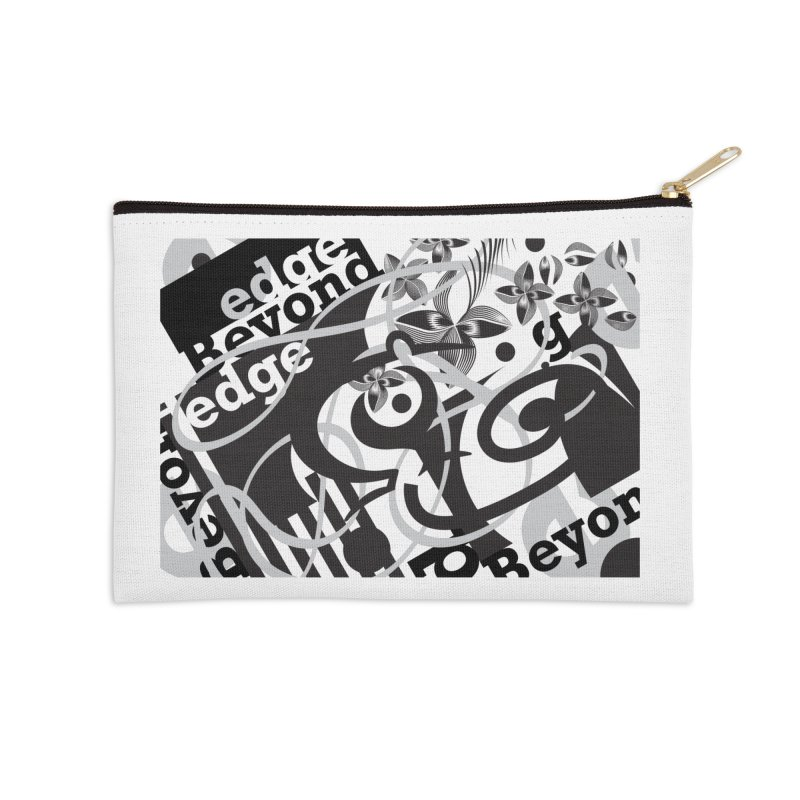 Kiwi GESTALT Accessories Zip Pouch by thethinkforward's Artist Shop