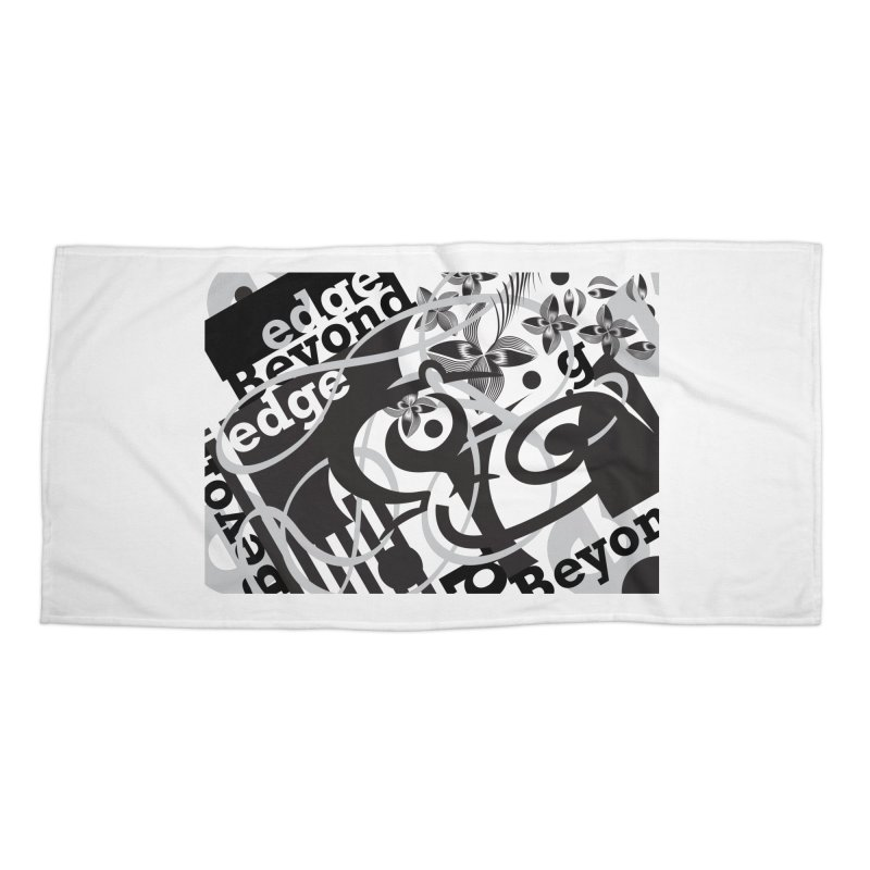 Kiwi GESTALT Accessories Beach Towel by thethinkforward's Artist Shop