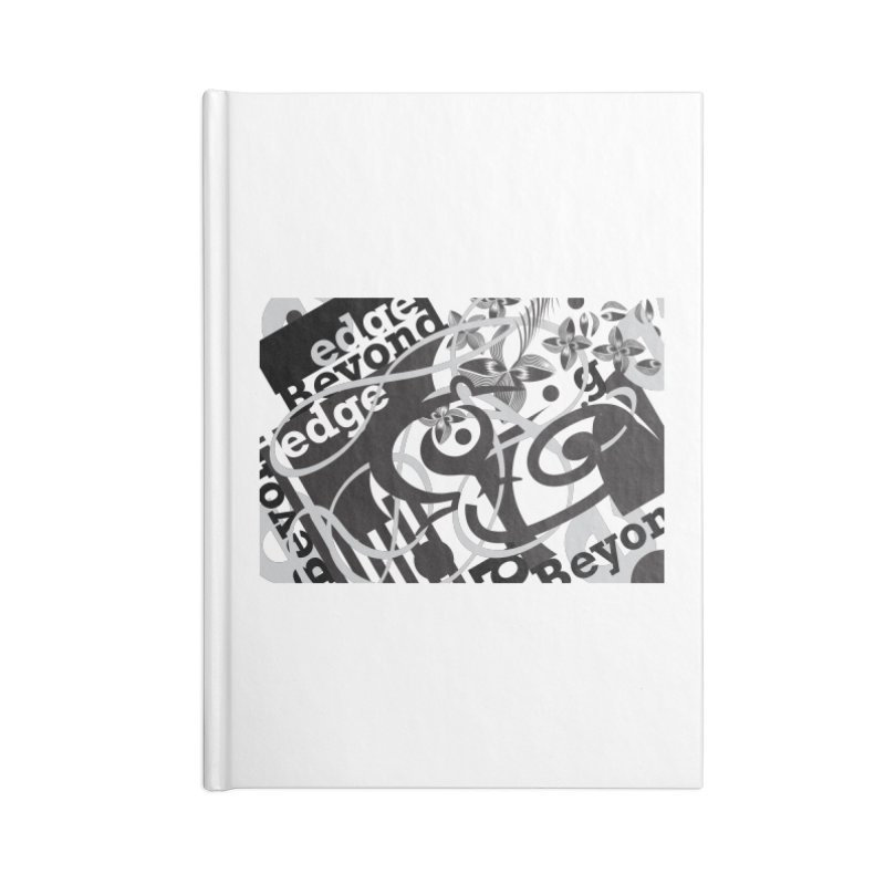 Kiwi GESTALT Accessories Lined Journal Notebook by thethinkforward's Artist Shop