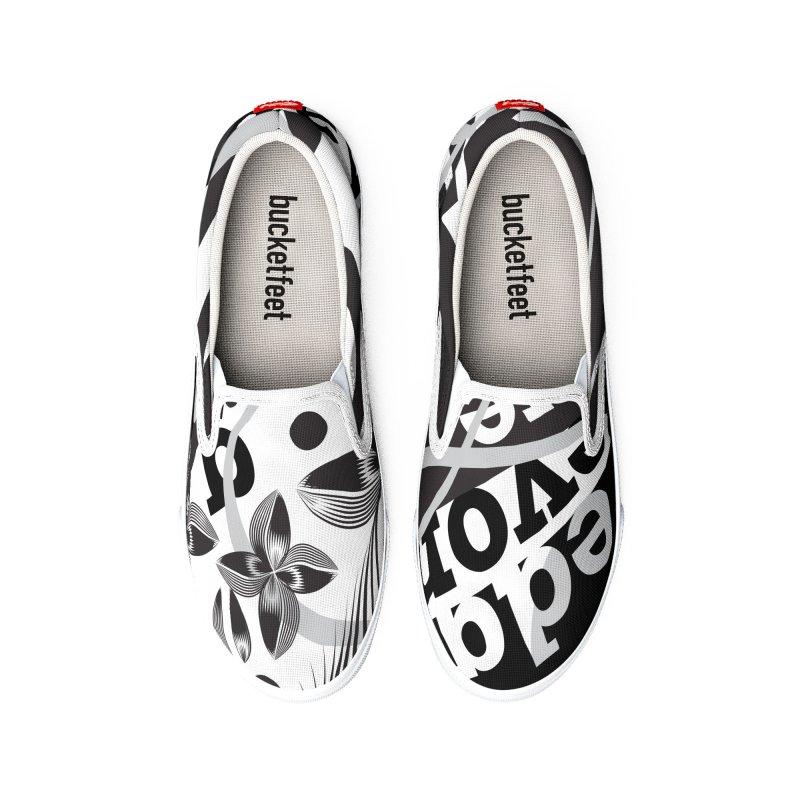 Kiwi GESTALT Women's Shoes by thethinkforward's Artist Shop
