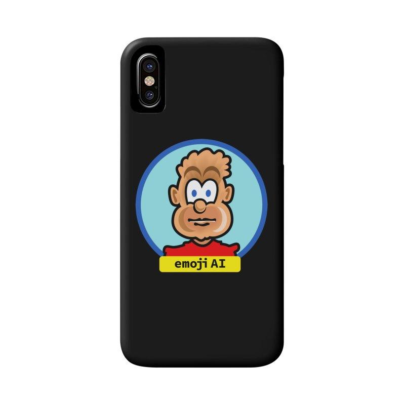 Emoji  AI Accessories Phone Case by thethinkforward's Artist Shop