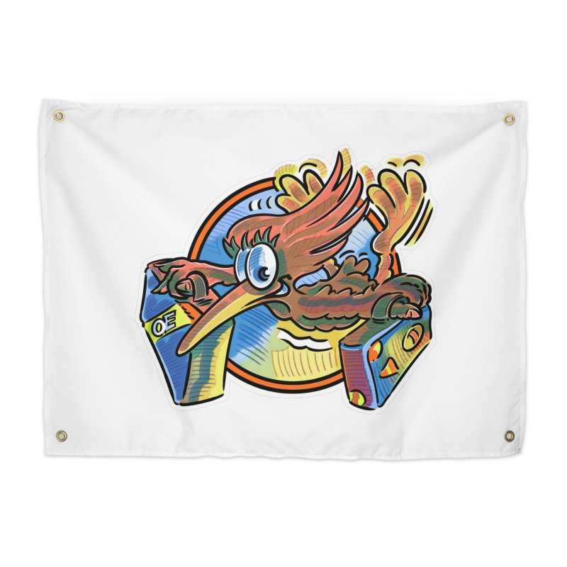KIWI-FLY Home Tapestry by thethinkforward's Artist Shop