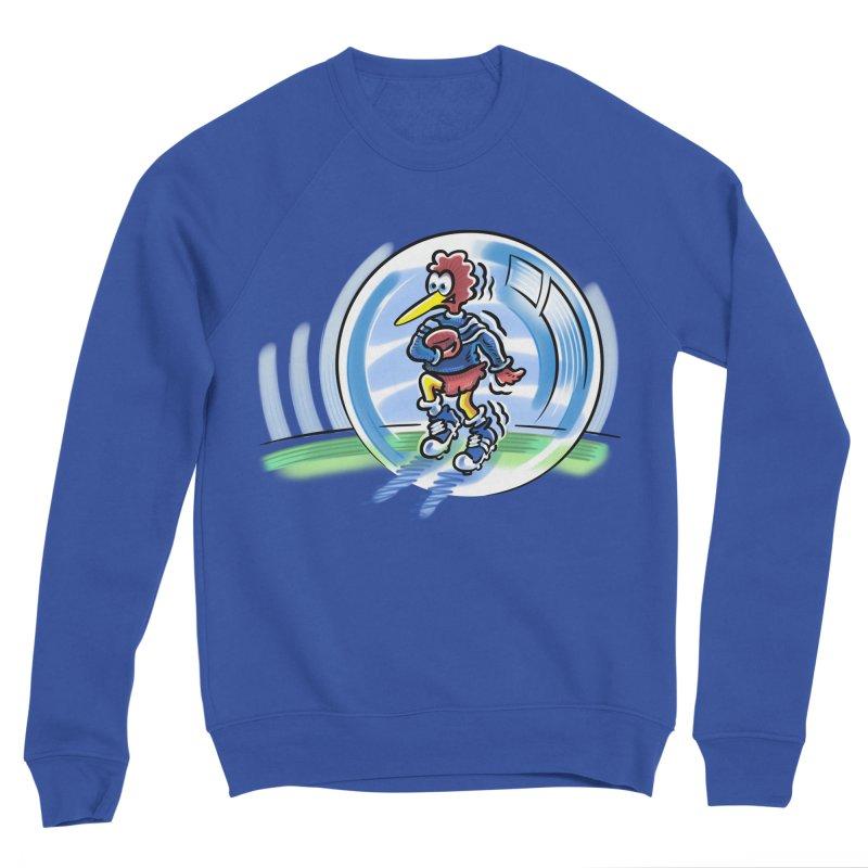KIWI in a Bubble Women's Sweatshirt by thethinkforward's Artist Shop