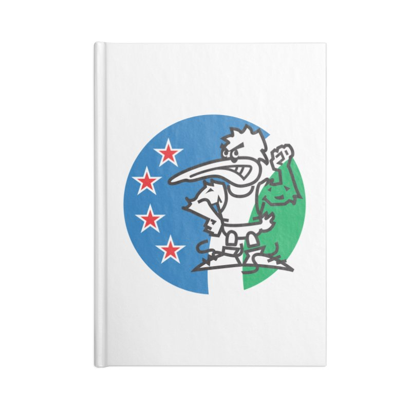 KIWI MAD Accessories Notebook by thethinkforward's Artist Shop