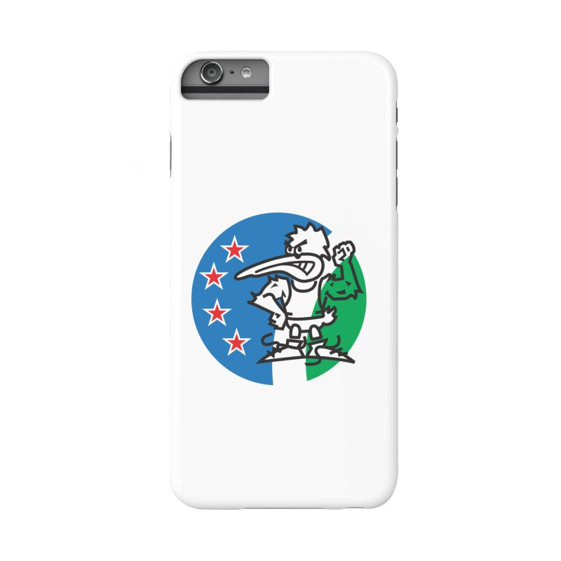 KIWI MAD Accessories Phone Case by thethinkforward's Artist Shop