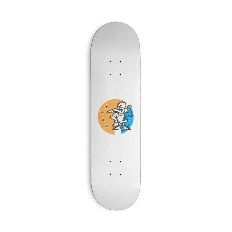 KIWI MAD Accessories Skateboard by thethinkforward's Artist Shop