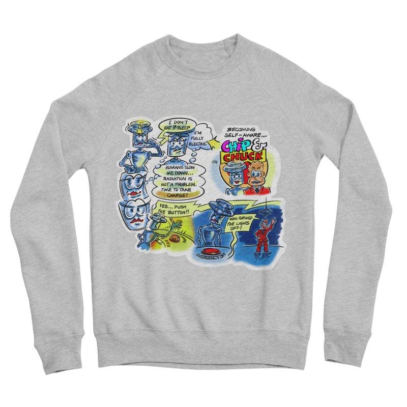CHIP becomes aware Women's Sweatshirt by thethinkforward's Artist Shop