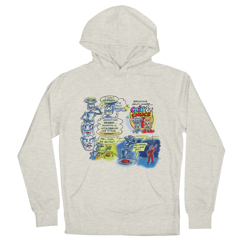 CHIP becomes aware Women's Pullover Hoody by thethinkforward's Artist Shop