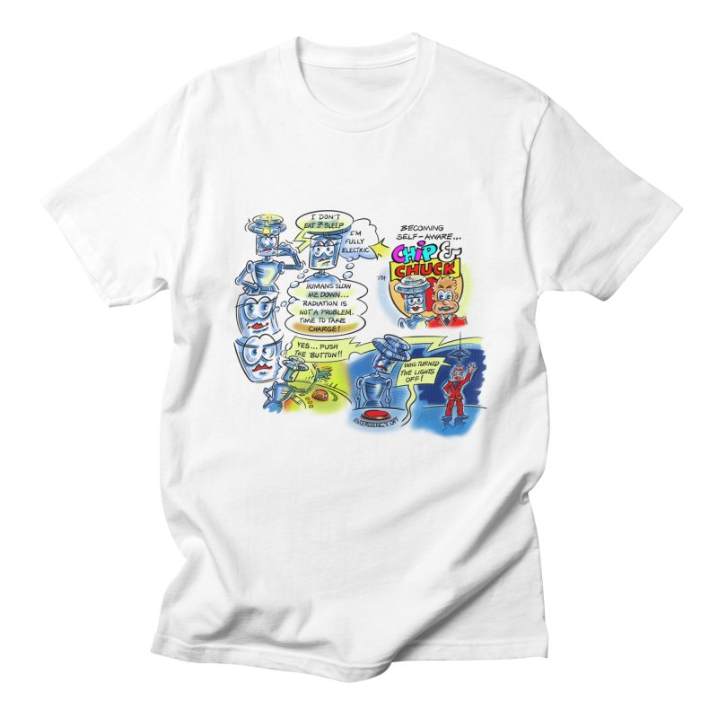CHIP becomes aware Men's T-Shirt by thethinkforward's Artist Shop