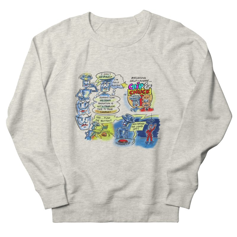 CHIP becomes aware Women's Sweatshirt by thethinkforward's Artist Shop