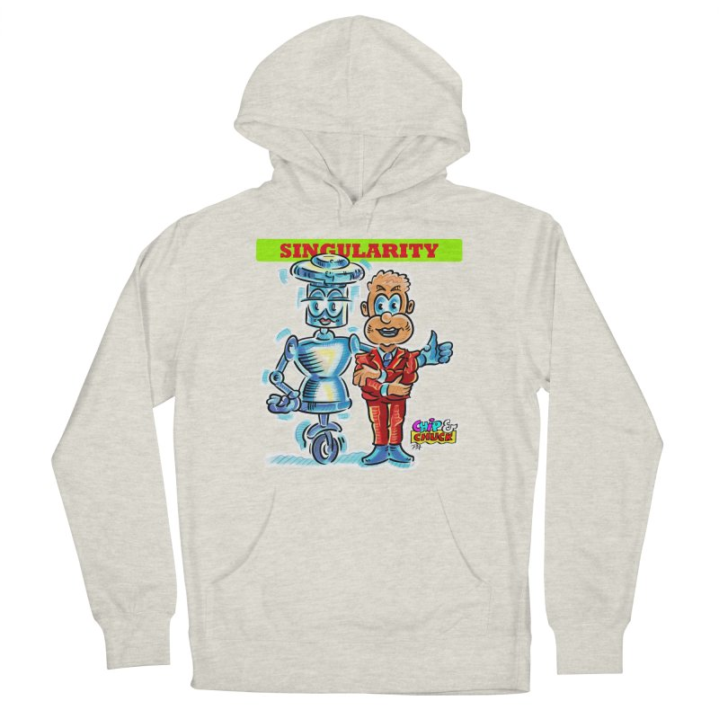 Singularity Men's French Terry Pullover Hoody by thethinkforward's Artist Shop