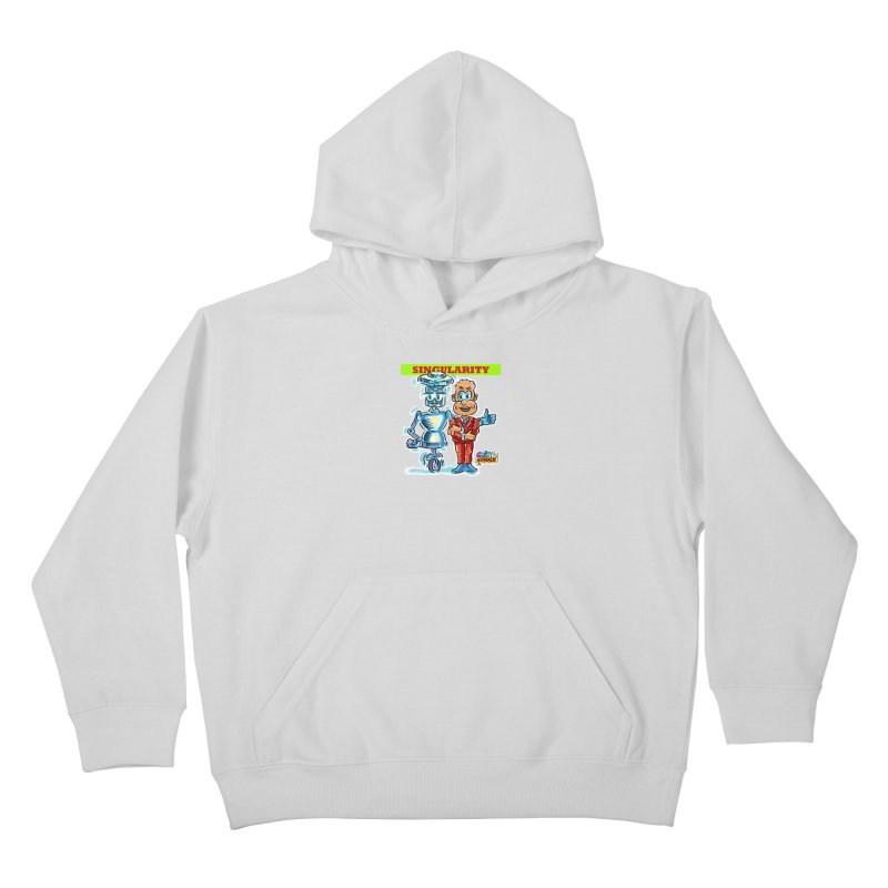 Singularity Kids Pullover Hoody by thethinkforward's Artist Shop