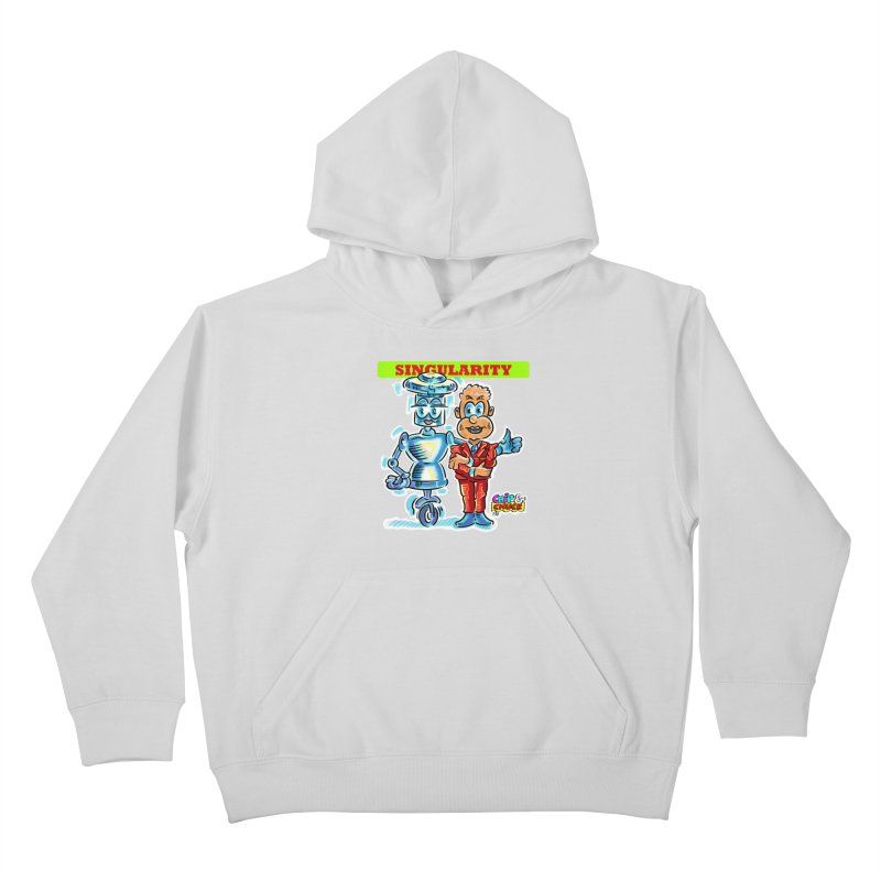 Singularity Kids Pullover Hoody by thethinkforward's Artist Shop