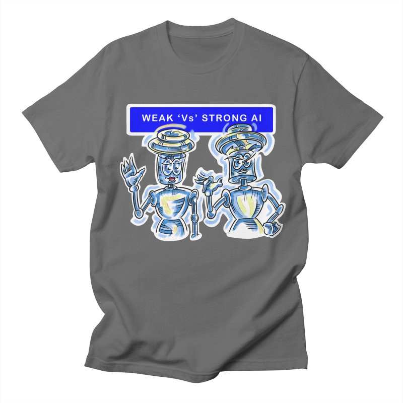 Chip and Chuck Strong AI Women's T-Shirt by thethinkforward's Artist Shop