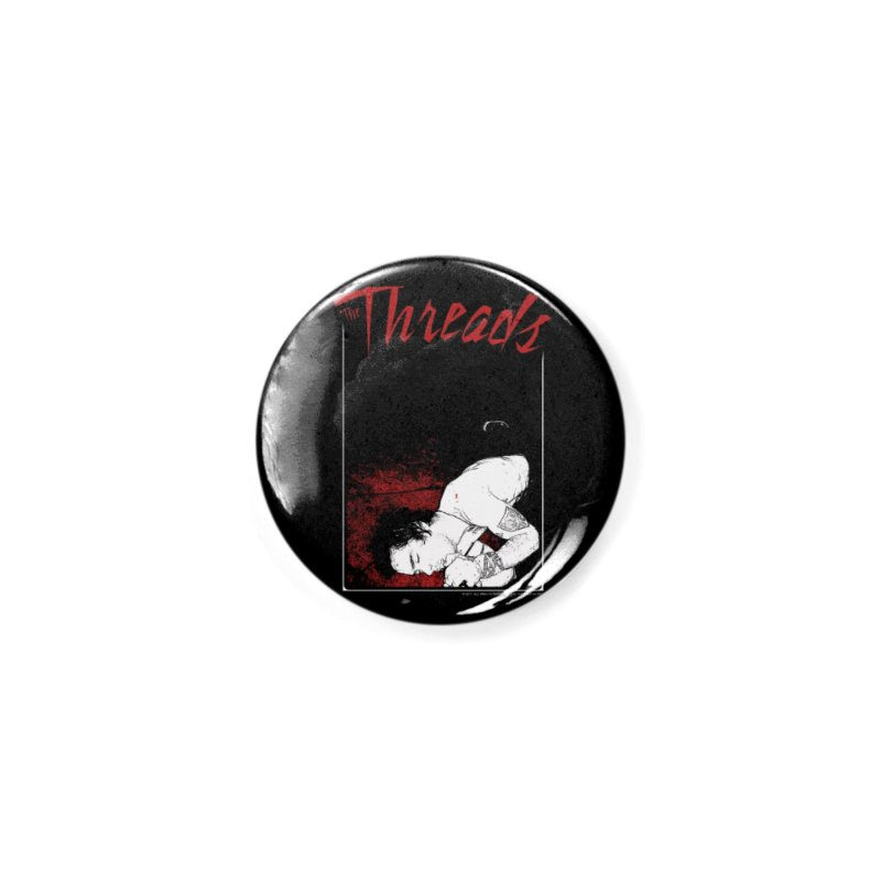 Mickie Brown Accessories Button by THE THREADS NYC's Artist Shop