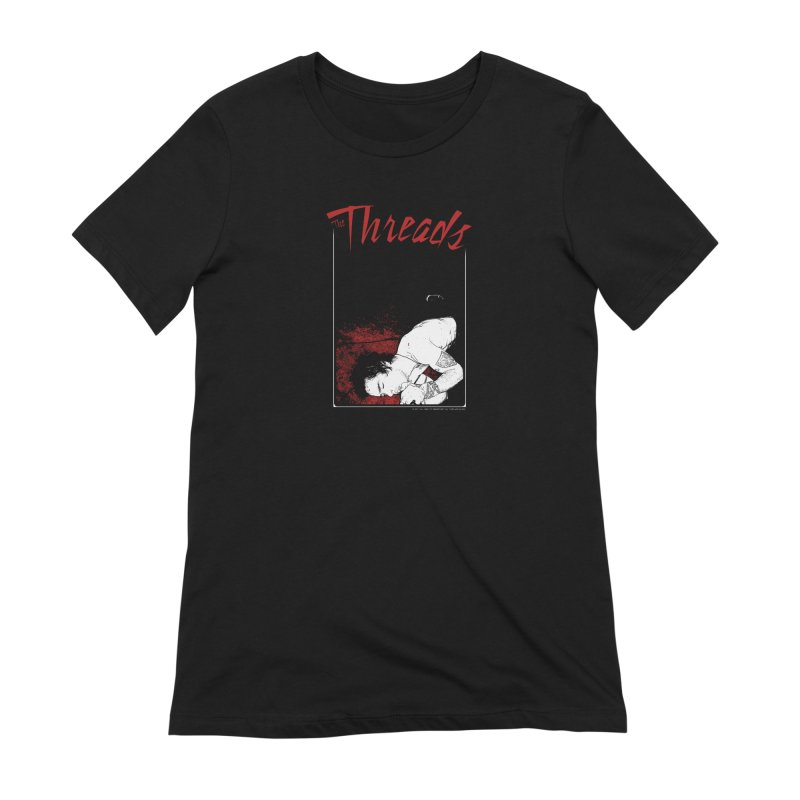 Mickie Brown Women's T-Shirt by THE THREADS NYC's Artist Shop