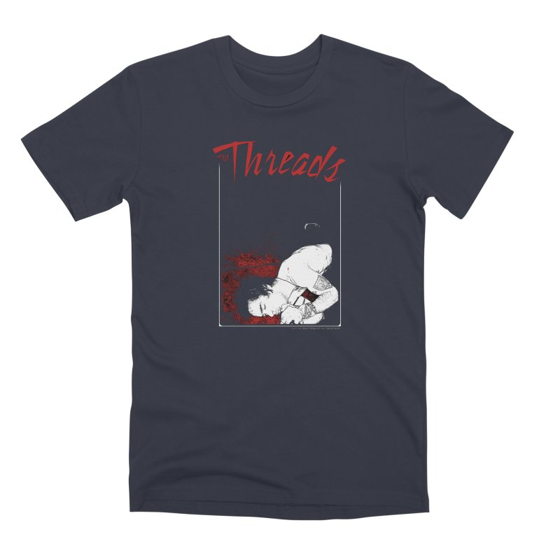 Mickie Brown Men's T-Shirt by THE THREADS NYC's Artist Shop