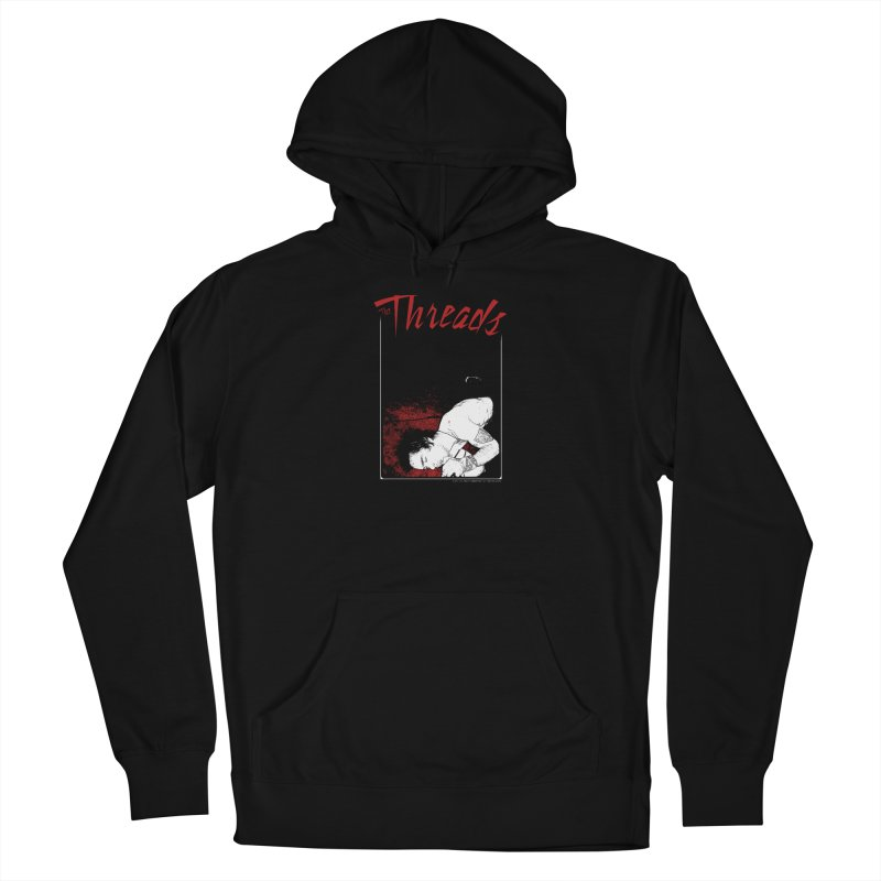 Mickie Brown Women's Pullover Hoody by THE THREADS NYC's Artist Shop