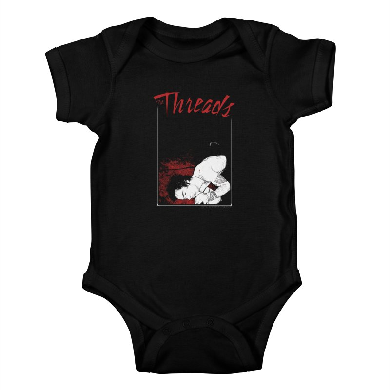 Mickie Brown Kids Baby Bodysuit by THE THREADS NYC's Artist Shop