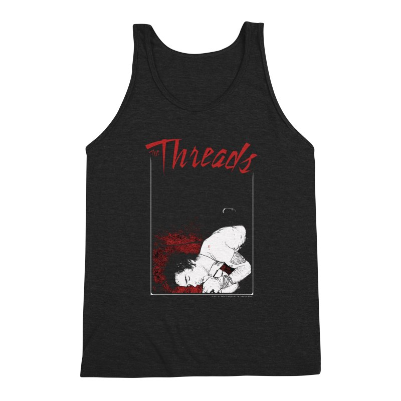 Mickie Brown Men's Tank by THE THREADS NYC's Artist Shop