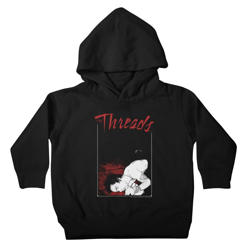Mickie Brown Kids Toddler Pullover Hoody by THE THREADS NYC's Artist Shop