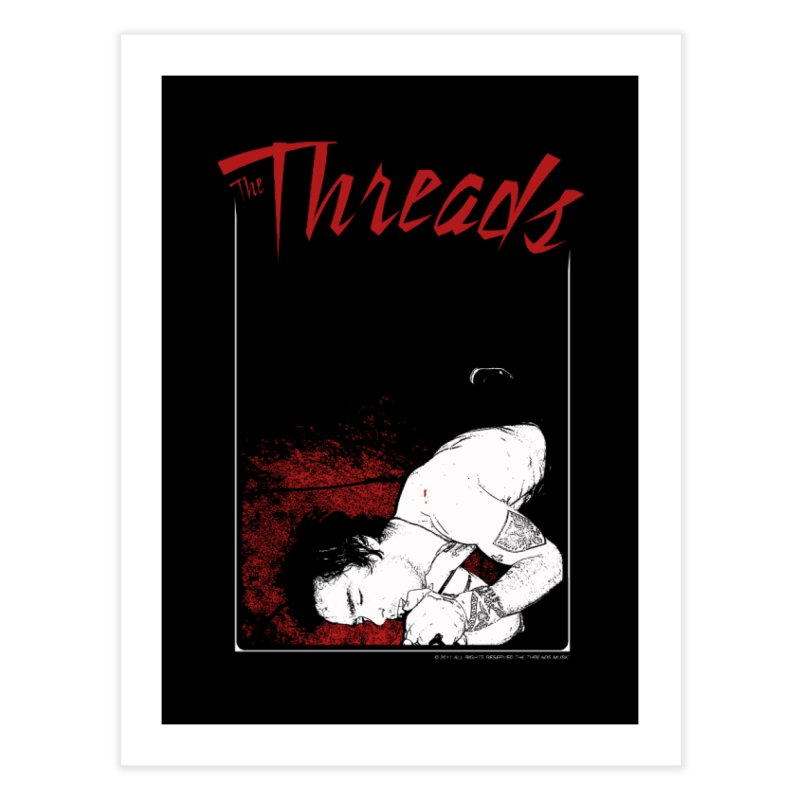 Mickie Brown Home Fine Art Print by THE THREADS NYC's Artist Shop