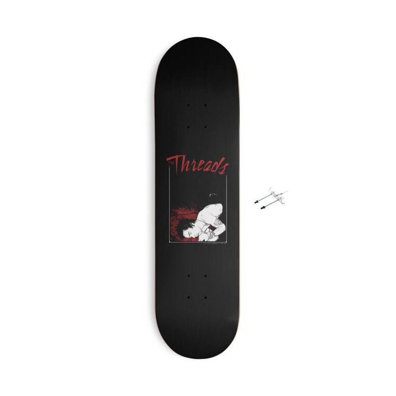 Mickie Brown Accessories Skateboard by THE THREADS NYC's Artist Shop