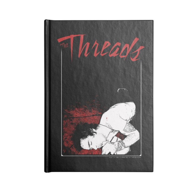 Mickie Brown Accessories Notebook by THE THREADS NYC's Artist Shop