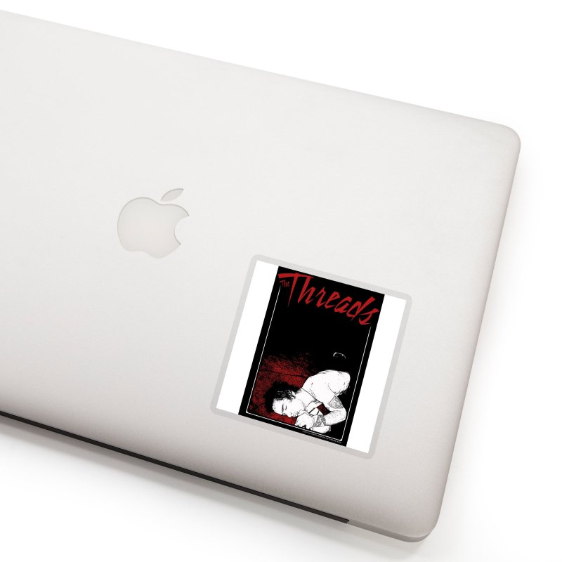 Mickie Brown Accessories Sticker by THE THREADS NYC's Artist Shop