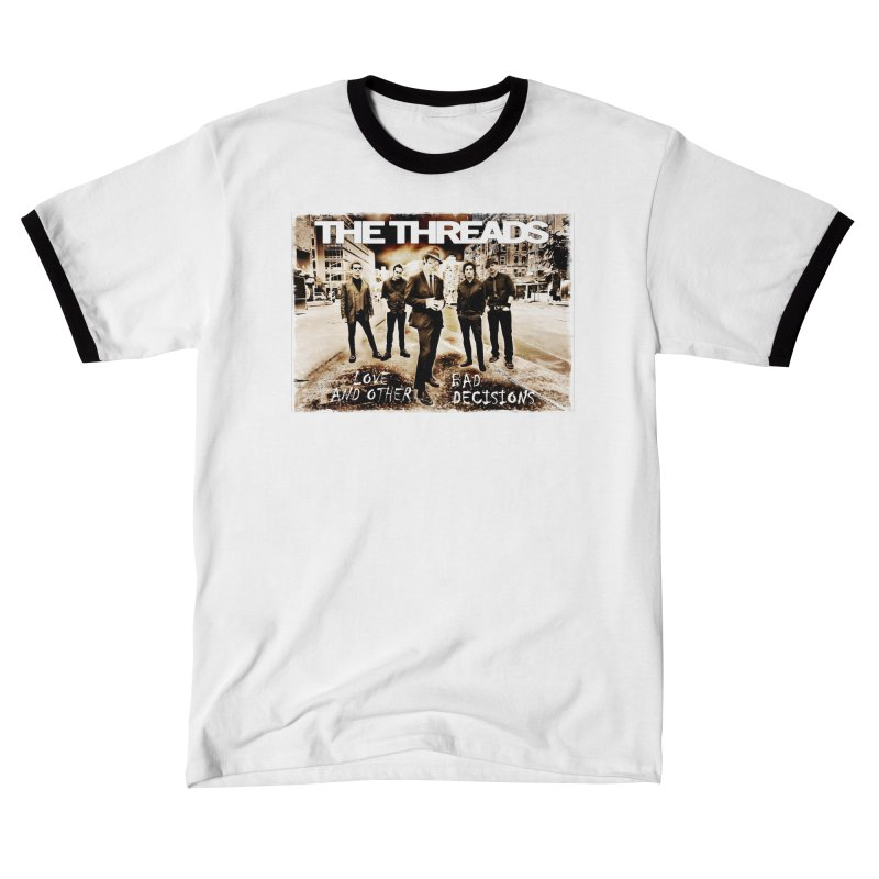 Love & Other Bad Decisions Men's T-Shirt by THE THREADS NYC's Artist Shop